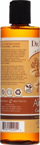Dr. Woods Naturally Almond Castile Soap with Fair Trade Shea Butter Perspective: left