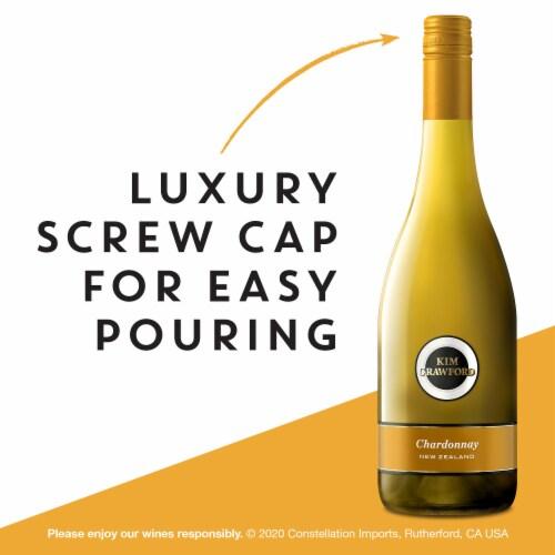 Kim Crawford Chardonnay White Wine Perspective: left