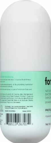 Fortify + Protecting Facial Mist Perspective: left