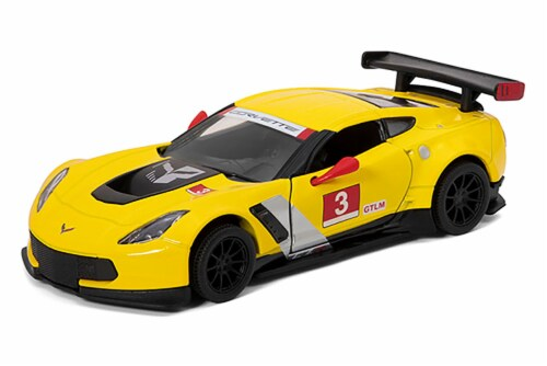 MTI Diecast Pull Back Cars - Assorted Perspective: left