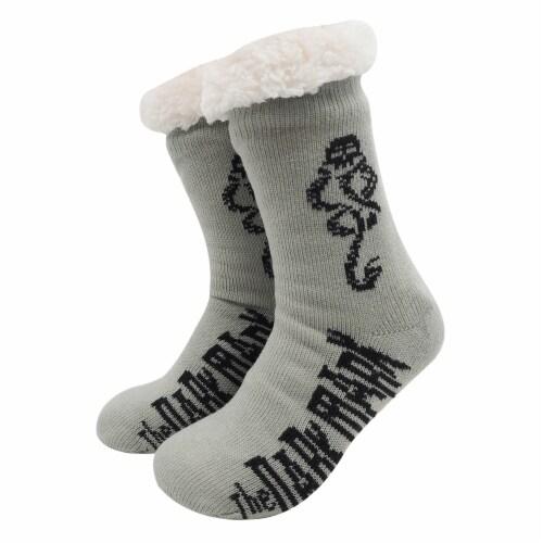 MTI Slytherin Harry Potter Sherpa Sock Assortment Perspective: left