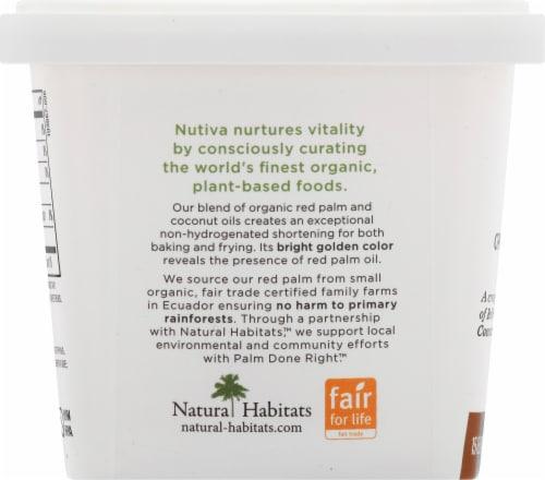 Nutiva Coconut Shortening Perspective: left
