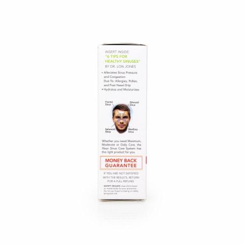 Xlear Max Natural Saline Sinus Spray Perspective: left