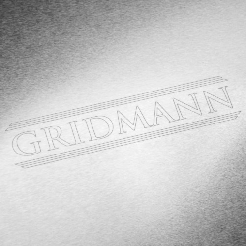 6 Pans Commercial Grade Aluminum Cookie Sheets by GRIDMANN Perspective: left