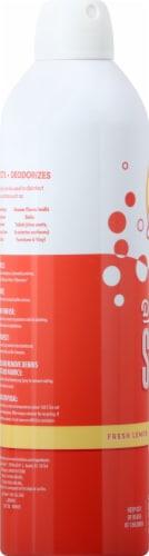 Lemi Shine Multi-Purpose Disinfecting Aerosol Lemon Spray Perspective: left