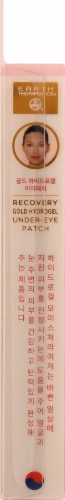 Earth Therapeutics Hydrogel Undereye Patch-Rose Perspective: left