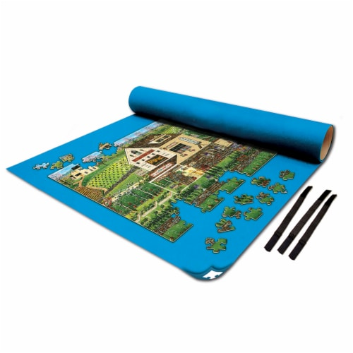 MasterPieces® Puzzle Roll-Up® Storage Mat Perspective: left