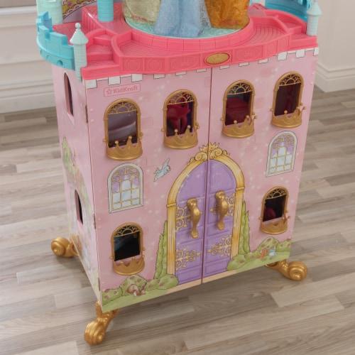 KidKraft KidKraft Disney Princess Dance & Dream Dollhouse Perspective: left