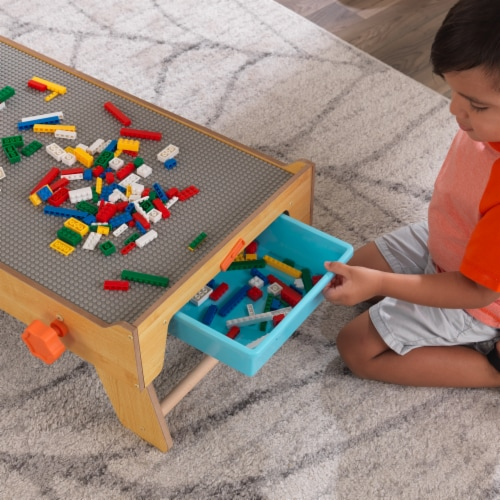 KidKraft Clever Creator Activity Table Perspective: left