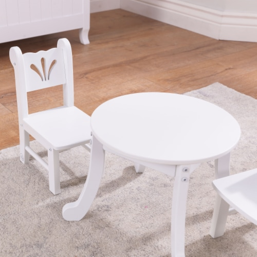 KidKraft Lil' Doll Table & Chair Set Perspective: left