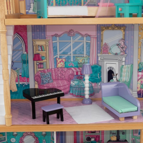 KidKraft Annabelle Dollhouse Perspective: left