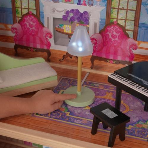 KidKraft My Dreamy Dollhouse Perspective: left