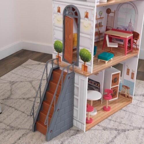KidKraft Rowan Dollhouse Perspective: left