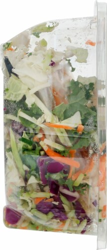 Eat Smart Everyday Favorites Buffalo Ranch Vegetable Salad Kit Perspective: left