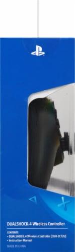 Sony PlayStation4 DualShock4 Wireless Controller - Jet Black Perspective: left