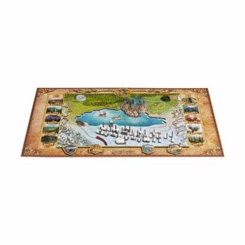 4D Cityscape Harry Potter Wizarding World Puzzle Perspective: left