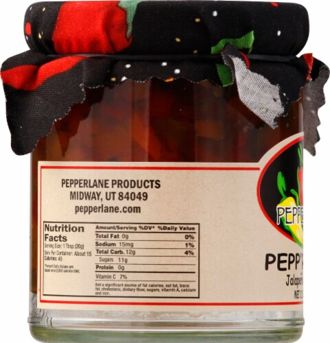 Pepperlane Pepp'ricot Preserves Perspective: left