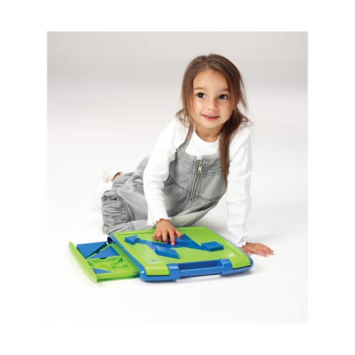 Smart Toys and Games Tangoes Jr. Perspective: left