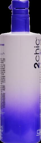Giovanni Blackberry & Coconut Milk Ultra-Replenishing Body Wash Perspective: left