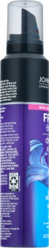 John Frieda Frizz Ease Curl Reviver Styling Mousse Perspective: left