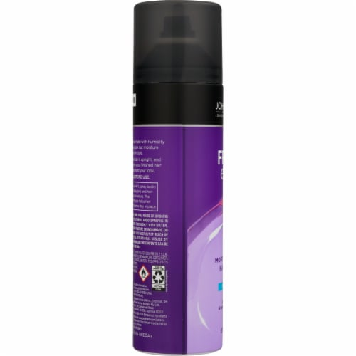 John Frieda Frizz Ease Moisture Barrier Firm Hold Hairspray Perspective: left