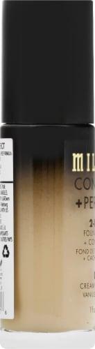 Milani 2-in-1 01 Creamy Vanilla Foundation & Concealer Perspective: left