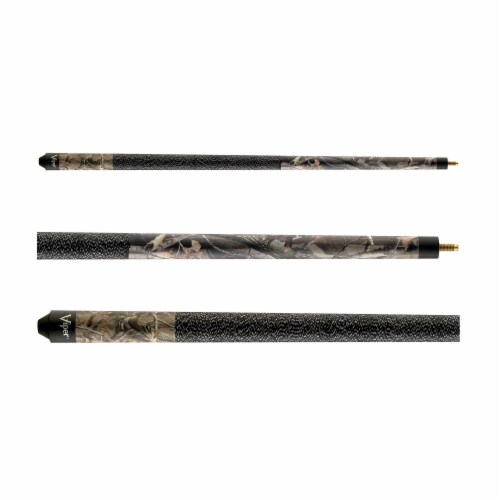 Viper Realtree Hardwoods Camouflage Cue Perspective: left
