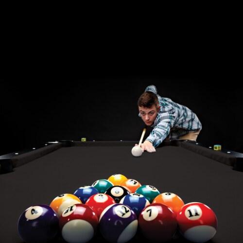Fat Cat Trueshot Billiard Table Perspective: left