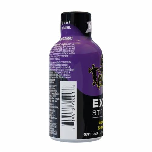 5-Hour Energy Grape Extra Strength Shot Perspective: left