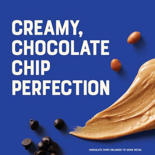 Clif Chocolate Chip & Peanut Butter Nut Butter Bar Perspective: left