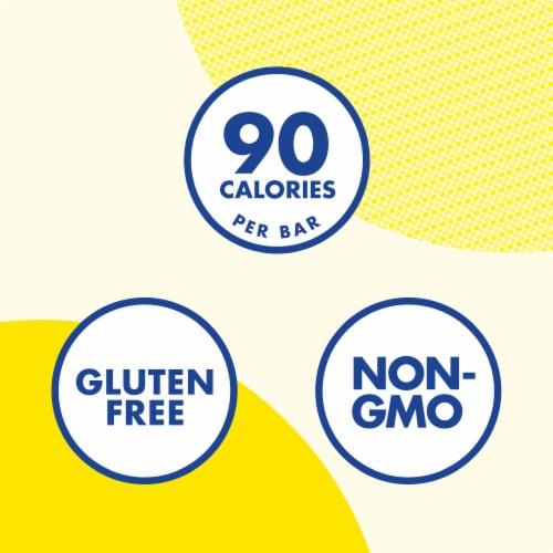 Luna Minis Lemonzest Snack Size Nutrition Bars Perspective: left