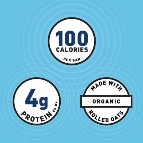 Clif Bar Mini Chocolate Chip Energy Bars Perspective: left