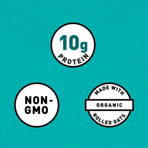 Clif Bar Cool Mint Chocolate Energy Bars Perspective: left