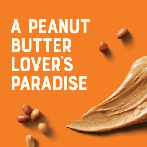 Clif Bar Nut Butter Filled Peanut Butter Energy Bars Perspective: left