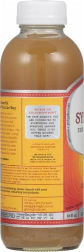 GT's Living Foods Organic & Raw Gingerade Kombucha Perspective: left