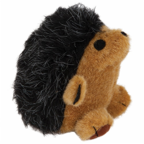 Petmate Pet Large Hedgehog Toy Perspective: left