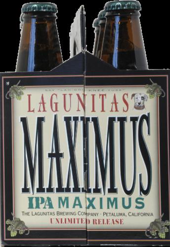 Lagunitas Maximus IPA Perspective: left