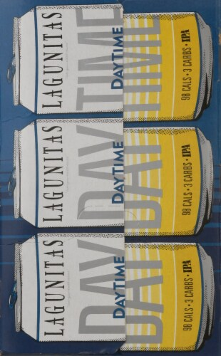Lagunitas Daytime IPA Beer Perspective: left
