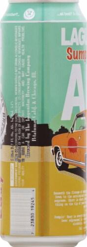 Lagunitas Sumpin Easy Ale Perspective: left