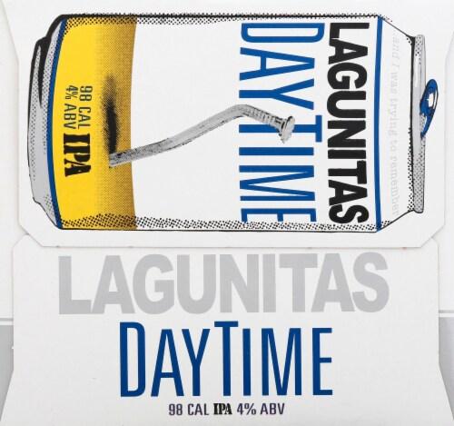Lagunitas Daytime Craft Beer Perspective: left