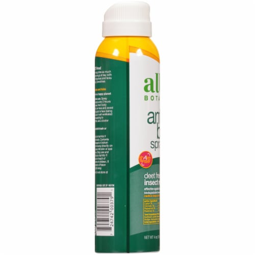 Alba Botanica Anti-Bug Spray Insect Repellent Perspective: left