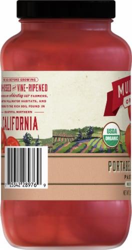 Muir Glen Organic Portabella Mushroom Pasta Sauce Perspective: left