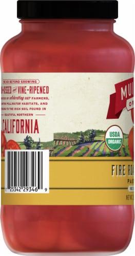Muir Glen Organic No Sugar Added Fire Roasted Tomato Pasta Sauce Perspective: left