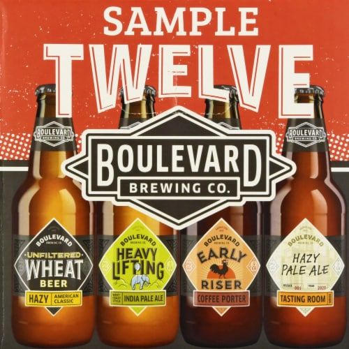 Boulevard Brewing Co. Sampler Pack Perspective: left