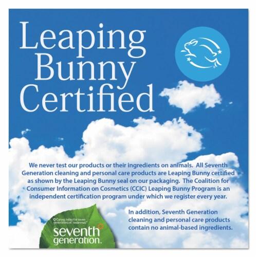 Seventh Generation® Lemon Scent Dishwasher Detergent Gel Perspective: left