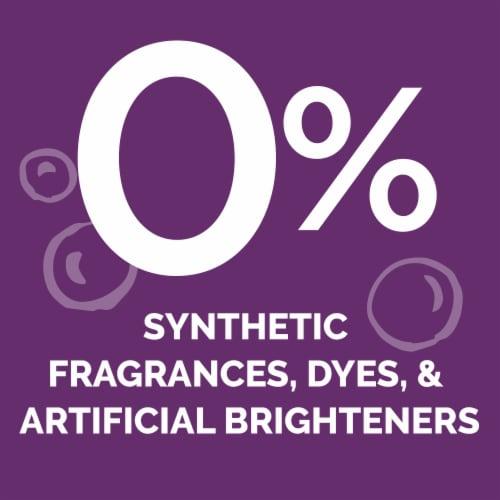 Seventh Generation Fresh Lavender Scent Laundry Detergent Perspective: left