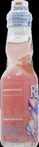 Ramune Strawberry Japanese Soda Perspective: left