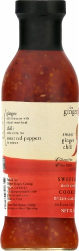 The Ginger People Chili Sauce Perspective: left