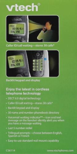 VTech® Cordless Phone Perspective: left