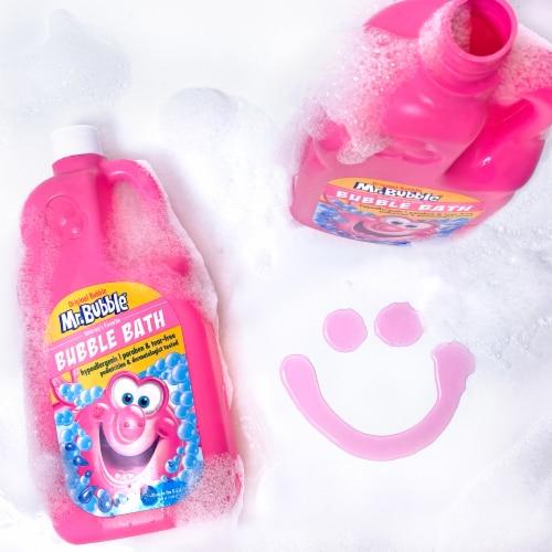 Mr. Bubble Original Bubble Bath Perspective: left